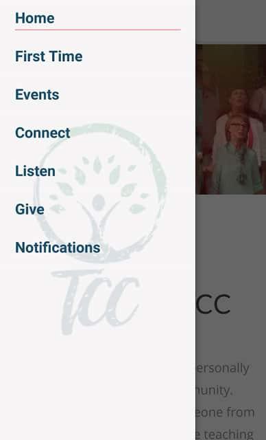 TCC APP Screen 6